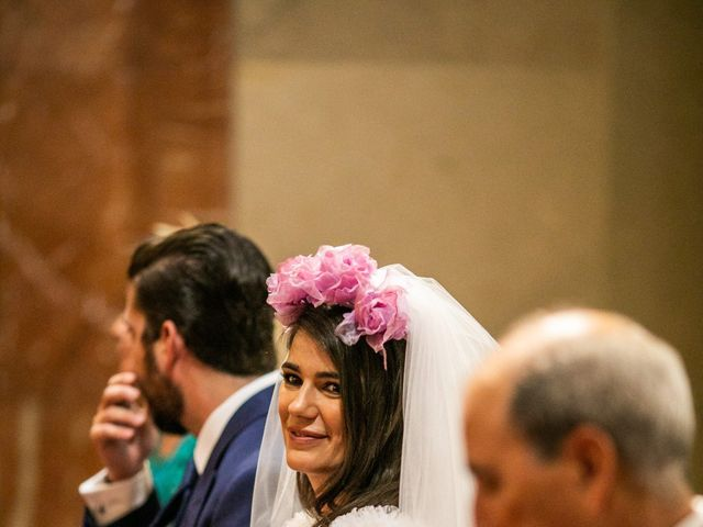 La boda de Antonio y Pilar en San Sebastian De Los Reyes, Madrid 63