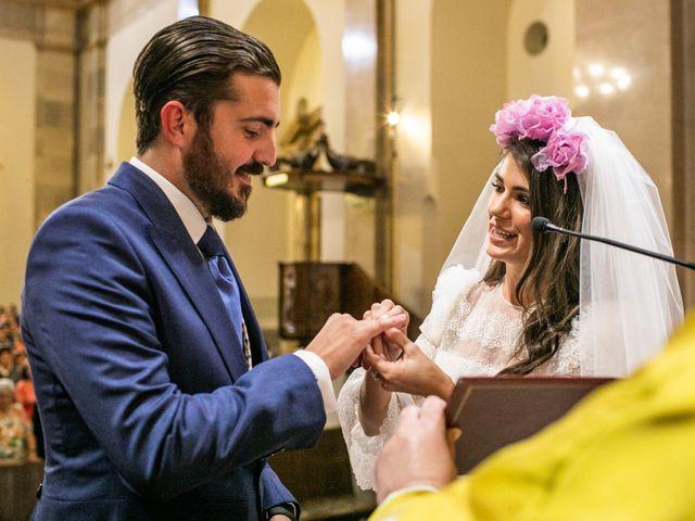 La boda de Antonio y Pilar en San Sebastian De Los Reyes, Madrid 67