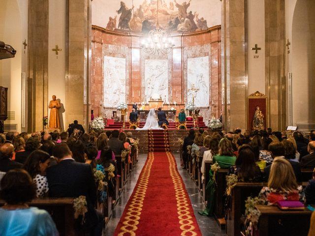 La boda de Antonio y Pilar en San Sebastian De Los Reyes, Madrid 68