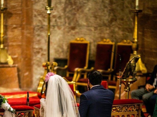 La boda de Antonio y Pilar en San Sebastian De Los Reyes, Madrid 71