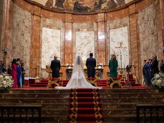 La boda de Antonio y Pilar en San Sebastian De Los Reyes, Madrid 75