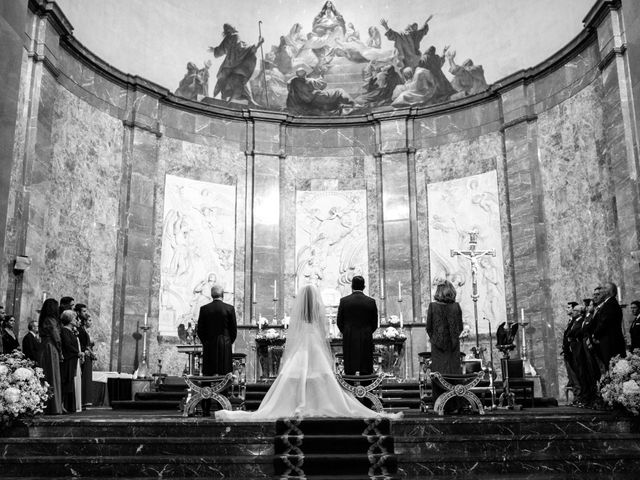 La boda de Antonio y Pilar en San Sebastian De Los Reyes, Madrid 76