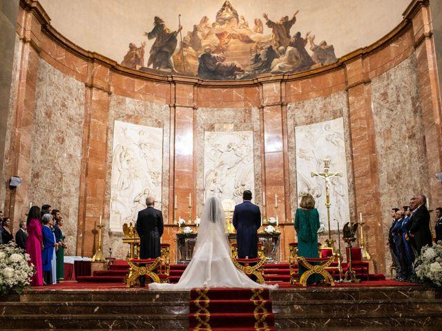 La boda de Antonio y Pilar en San Sebastian De Los Reyes, Madrid 77