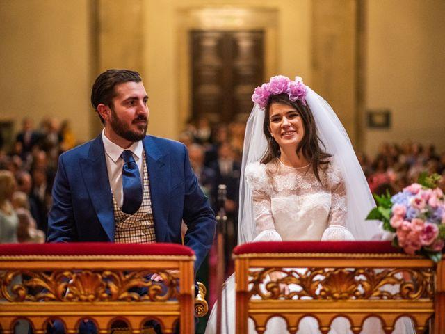 La boda de Antonio y Pilar en San Sebastian De Los Reyes, Madrid 78
