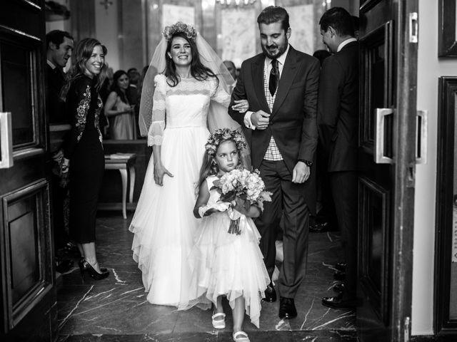 La boda de Antonio y Pilar en San Sebastian De Los Reyes, Madrid 90