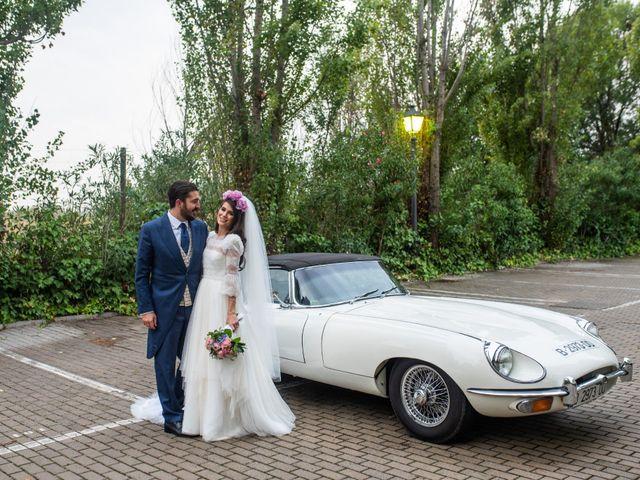 La boda de Antonio y Pilar en San Sebastian De Los Reyes, Madrid 98