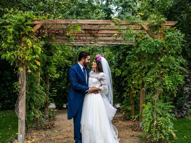 La boda de Antonio y Pilar en San Sebastian De Los Reyes, Madrid 102