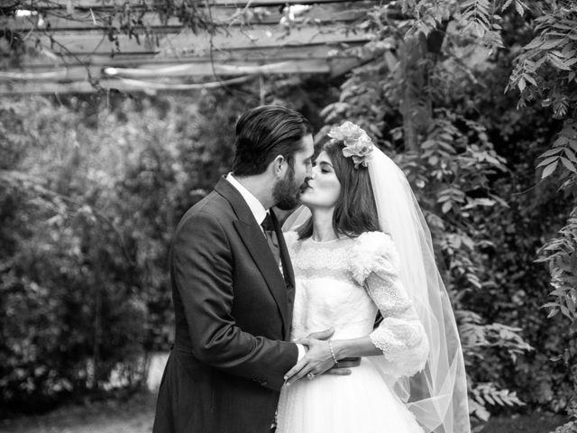 La boda de Antonio y Pilar en San Sebastian De Los Reyes, Madrid 107