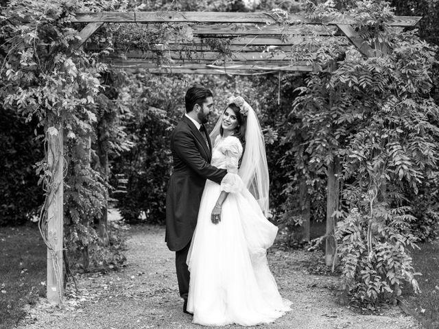 La boda de Antonio y Pilar en San Sebastian De Los Reyes, Madrid 109