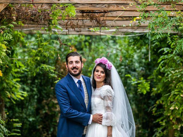 La boda de Antonio y Pilar en San Sebastian De Los Reyes, Madrid 112