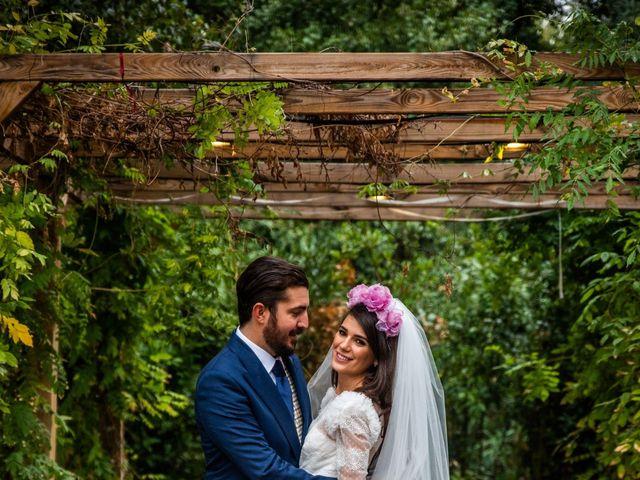 La boda de Antonio y Pilar en San Sebastian De Los Reyes, Madrid 115