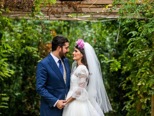 La boda de Antonio y Pilar en San Sebastian De Los Reyes, Madrid 116
