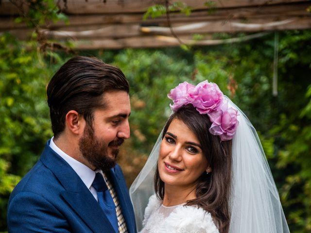 La boda de Antonio y Pilar en San Sebastian De Los Reyes, Madrid 117