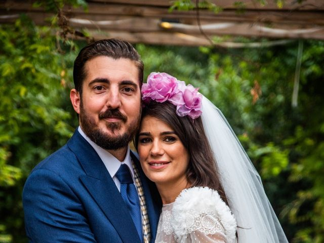 La boda de Antonio y Pilar en San Sebastian De Los Reyes, Madrid 118