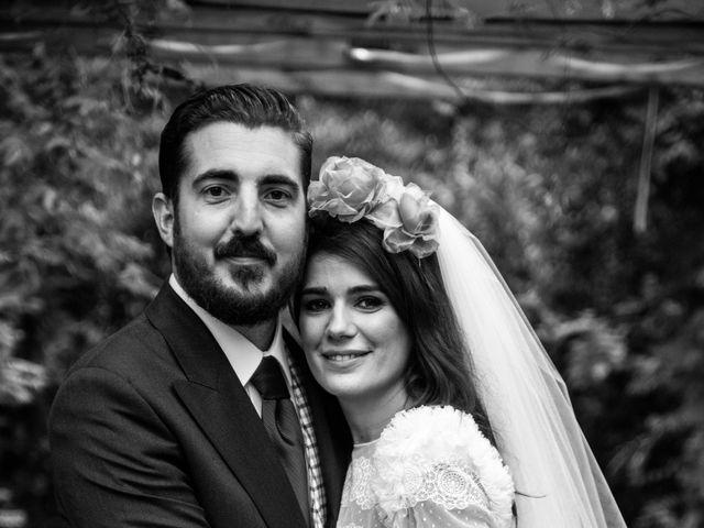 La boda de Antonio y Pilar en San Sebastian De Los Reyes, Madrid 119