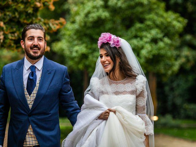 La boda de Antonio y Pilar en San Sebastian De Los Reyes, Madrid 120