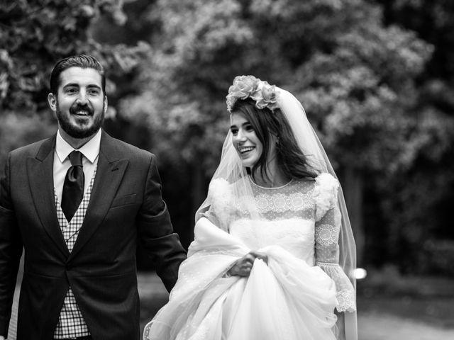 La boda de Antonio y Pilar en San Sebastian De Los Reyes, Madrid 121
