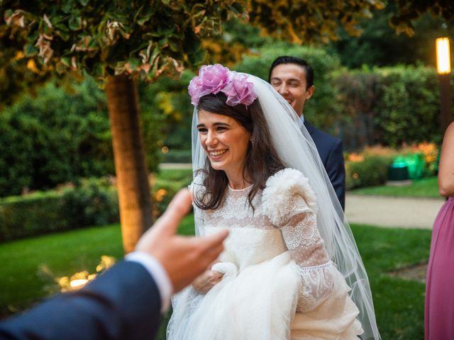 La boda de Antonio y Pilar en San Sebastian De Los Reyes, Madrid 122