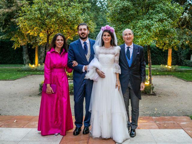 La boda de Antonio y Pilar en San Sebastian De Los Reyes, Madrid 123