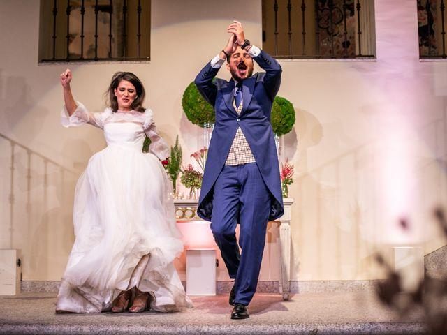 La boda de Antonio y Pilar en San Sebastian De Los Reyes, Madrid 135