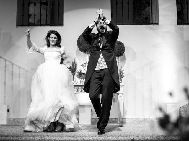 La boda de Antonio y Pilar en San Sebastian De Los Reyes, Madrid 136