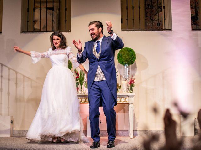 La boda de Antonio y Pilar en San Sebastian De Los Reyes, Madrid 137