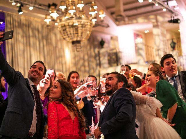La boda de Antonio y Pilar en San Sebastian De Los Reyes, Madrid 143