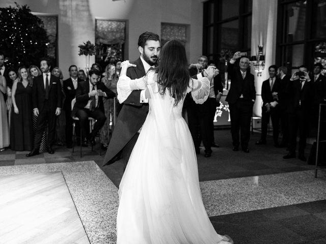 La boda de Antonio y Pilar en San Sebastian De Los Reyes, Madrid 159
