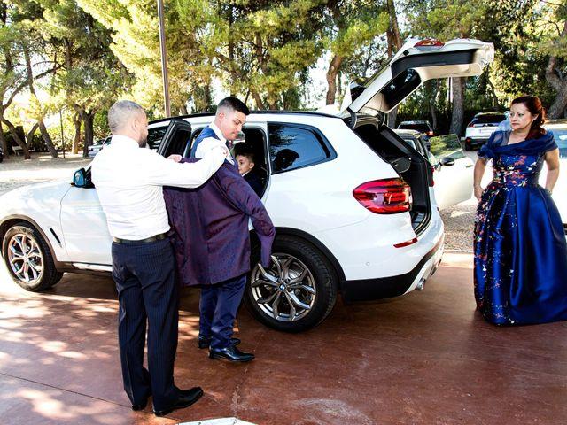 La boda de Nerea y Miguel Angel en Cubas De La Sagra, Madrid 11