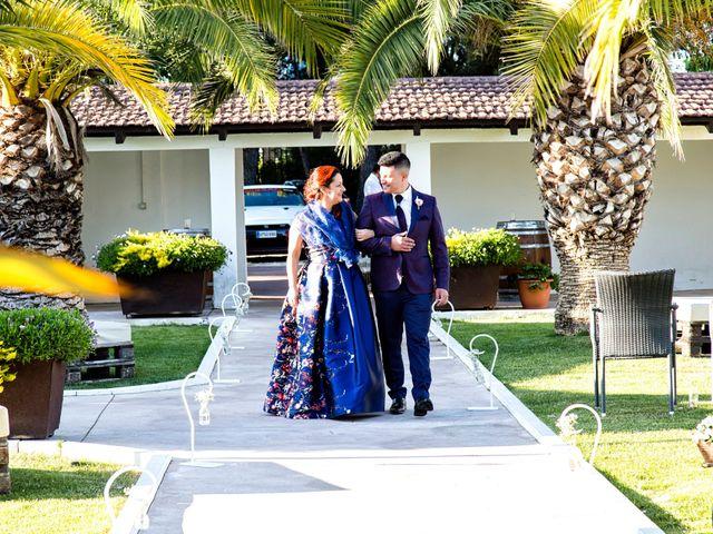 La boda de Nerea y Miguel Angel en Cubas De La Sagra, Madrid 12