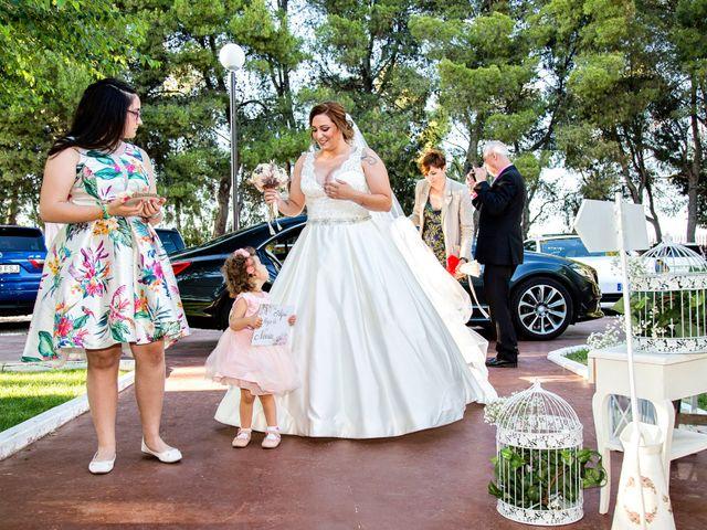 La boda de Nerea y Miguel Angel en Cubas De La Sagra, Madrid 13