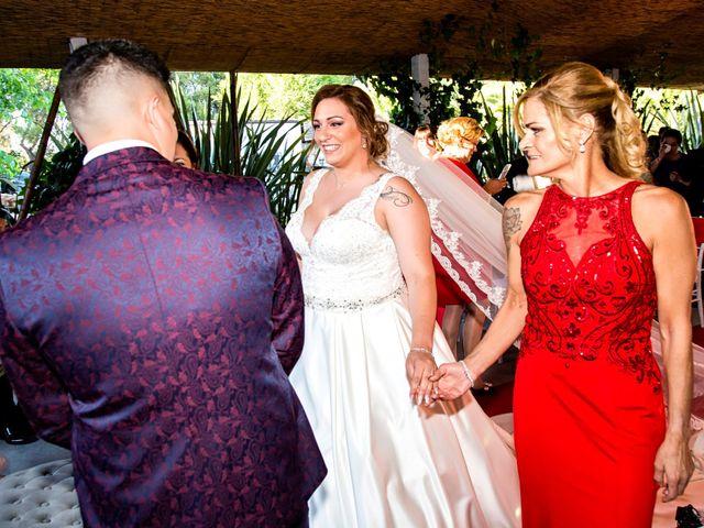 La boda de Nerea y Miguel Angel en Cubas De La Sagra, Madrid 14