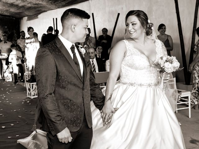 La boda de Nerea y Miguel Angel en Cubas De La Sagra, Madrid 15