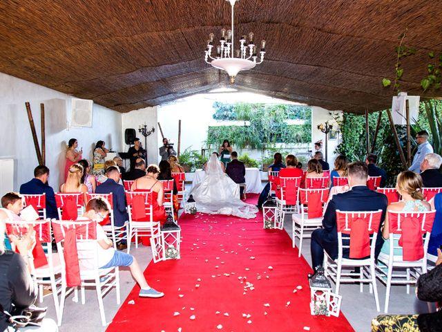 La boda de Nerea y Miguel Angel en Cubas De La Sagra, Madrid 16