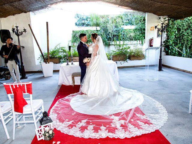 La boda de Nerea y Miguel Angel en Cubas De La Sagra, Madrid 19