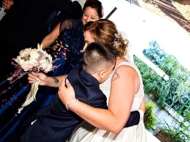La boda de Nerea y Miguel Angel en Cubas De La Sagra, Madrid 20