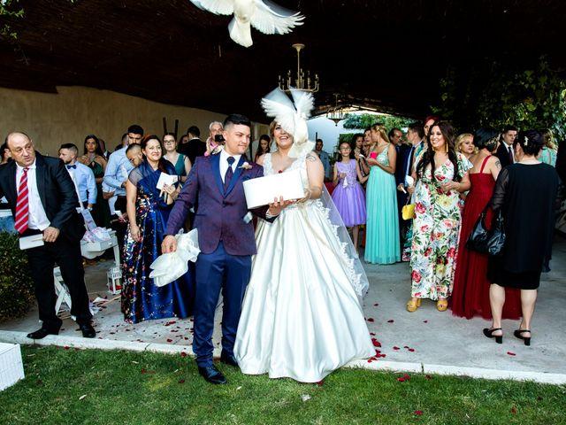 La boda de Nerea y Miguel Angel en Cubas De La Sagra, Madrid 21