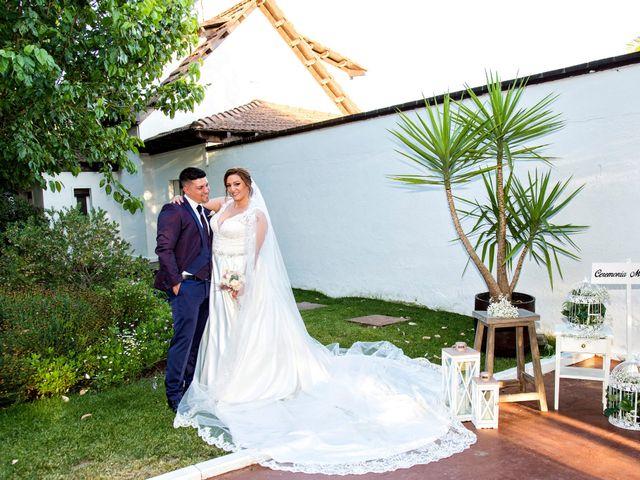 La boda de Nerea y Miguel Angel en Cubas De La Sagra, Madrid 22