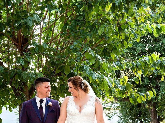 La boda de Nerea y Miguel Angel en Cubas De La Sagra, Madrid 23