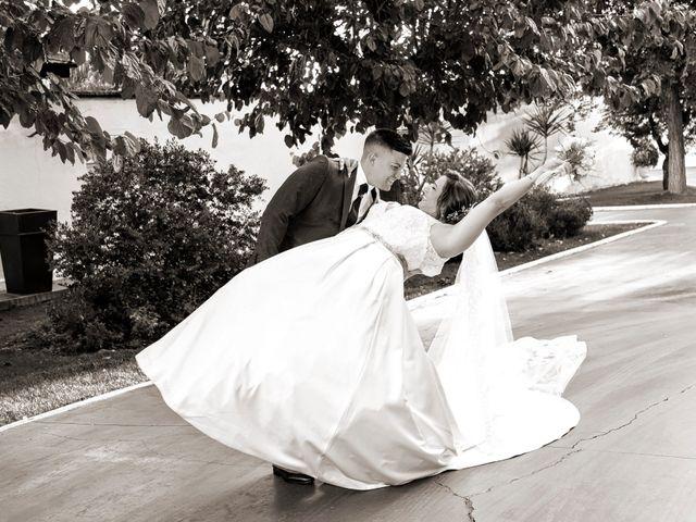 La boda de Nerea y Miguel Angel en Cubas De La Sagra, Madrid 24