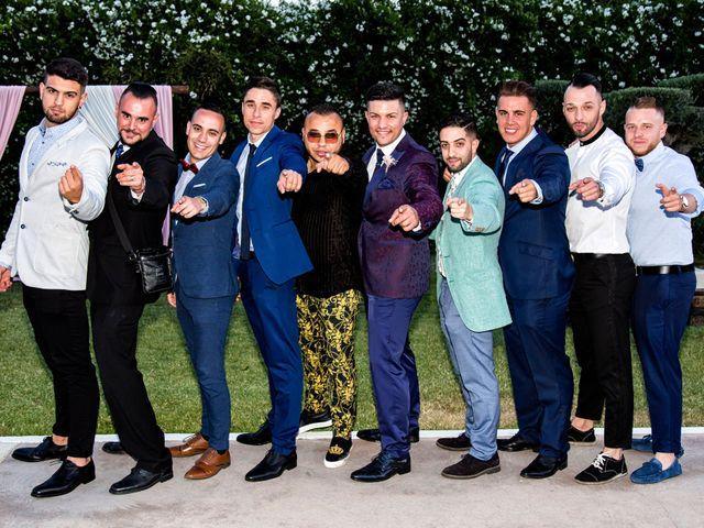 La boda de Nerea y Miguel Angel en Cubas De La Sagra, Madrid 28
