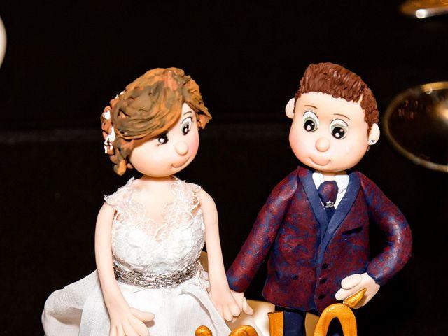 La boda de Nerea y Miguel Angel en Cubas De La Sagra, Madrid 30