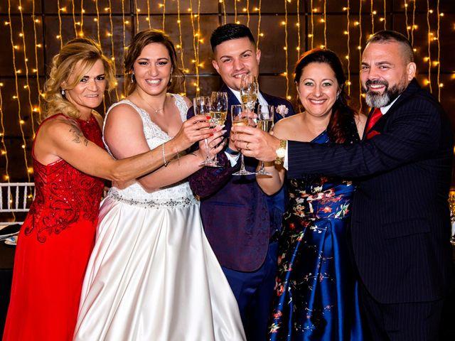 La boda de Nerea y Miguel Angel en Cubas De La Sagra, Madrid 32