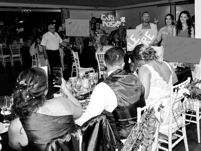 La boda de Nerea y Miguel Angel en Cubas De La Sagra, Madrid 36