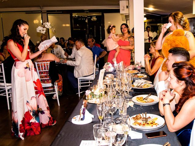 La boda de Nerea y Miguel Angel en Cubas De La Sagra, Madrid 37