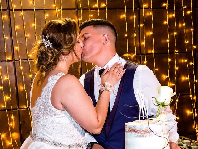 La boda de Nerea y Miguel Angel en Cubas De La Sagra, Madrid 39