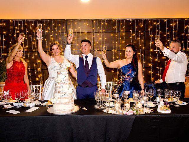 La boda de Nerea y Miguel Angel en Cubas De La Sagra, Madrid 40