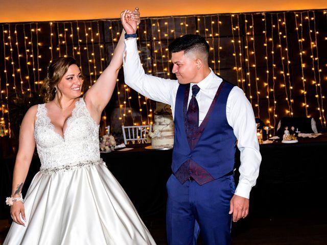 La boda de Nerea y Miguel Angel en Cubas De La Sagra, Madrid 43