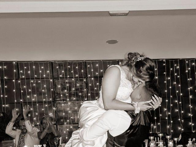 La boda de Nerea y Miguel Angel en Cubas De La Sagra, Madrid 45
