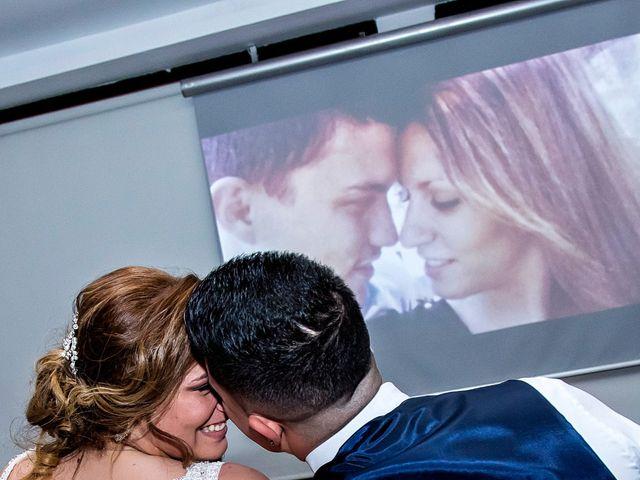 La boda de Nerea y Miguel Angel en Cubas De La Sagra, Madrid 1